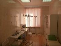 Процедурный кабинет IV-ого терапевтического отделения клиники